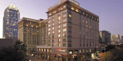 Courtyard Marriott - Downtown