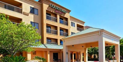 Courtyard Marriott - South